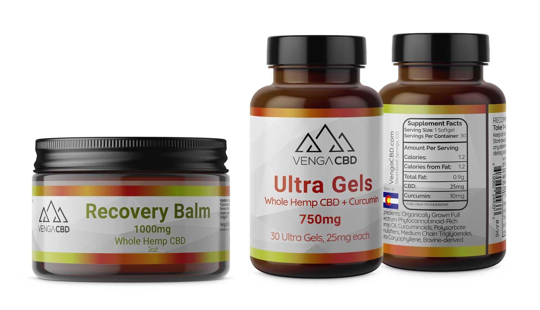 Venga CBD Ultra Gels