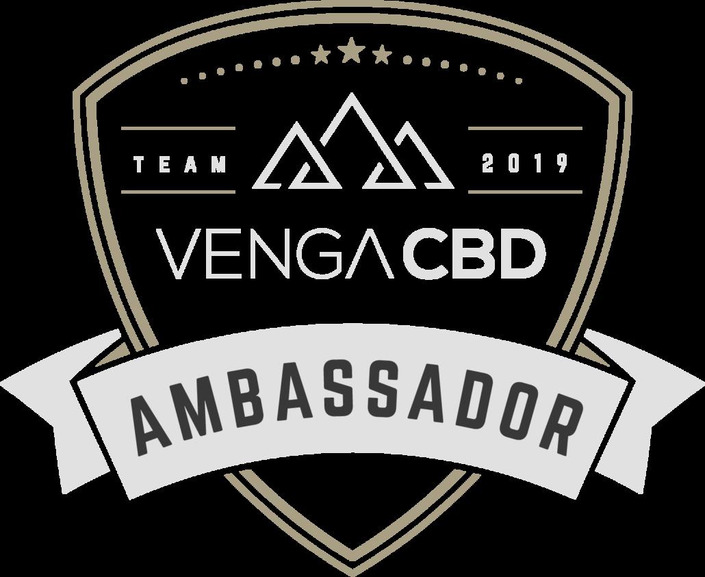 Venga CBD Ambassador