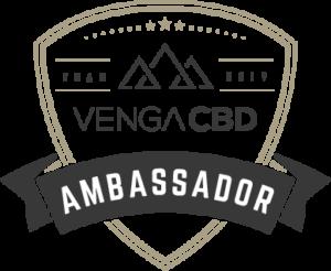 Venga CBD Ambassador Program