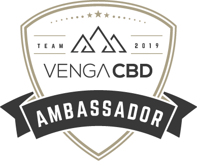 Venga CBD Ambassador Program