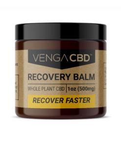 Venga CBD Recovery Balm 500mg