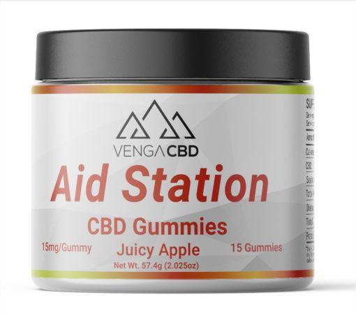 Aid Station Gummies - Juicy Apple
