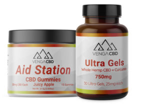 Aid Station and Ultra Gels