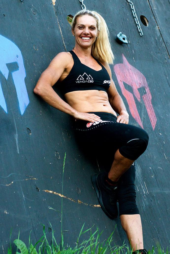 Heather Gollnick Spartan Pro