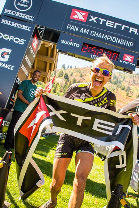 Lesley Paterson Pro Triathlete