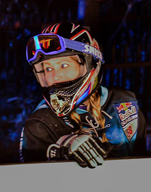 barbie keck red bull crashed ice