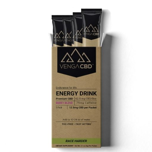 Venga CBD Energy Drink