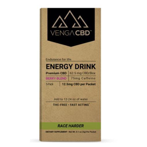 Venga CBD Energy Drink