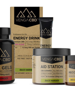 Venga CBD Endurance Bundle