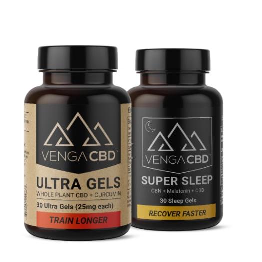 Ultra Gel Super Sleep Bundle