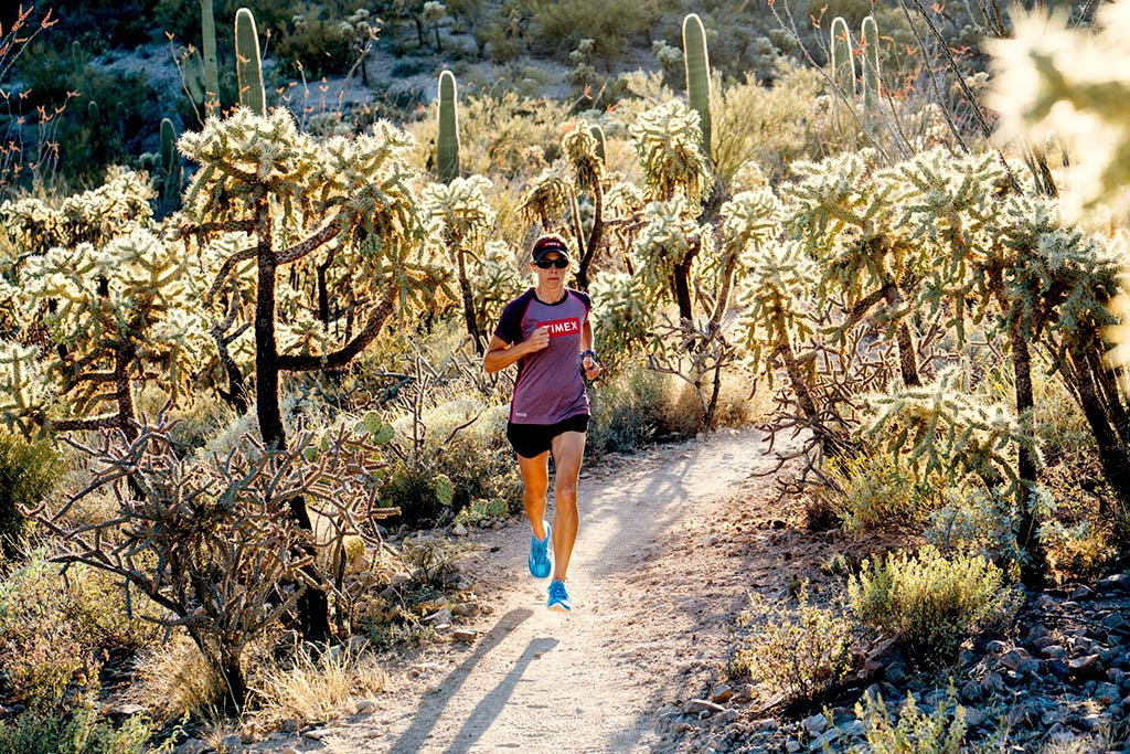 Lisa Roberts Triathlete and Ultrarunner